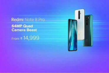 Redmi Note 8 Pro Series FlashSale